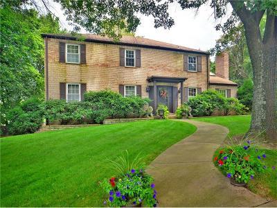 Churchill Boro Single Family Home For Sale: 3619 McCrady Rd
