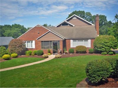 Wilkins Twp Single Family Home For Sale: 228 Sunset Dr