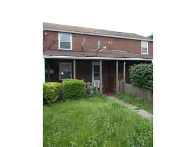 Swissvale Single Family Home For Sale: 7212 Schley Ct