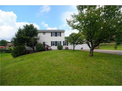 Greensburg, Hempfield Twp - Wml Single Family Home For Sale: 1698 Arona Road
