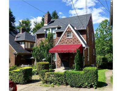 Edgewood Single Family Home For Sale: 211 Oakview Ave