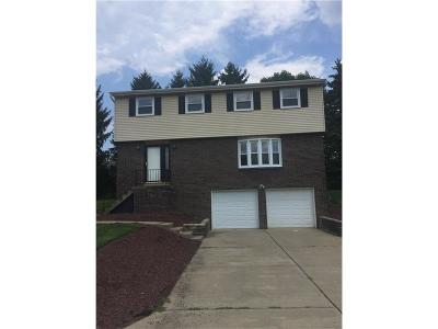 Penn Hills Single Family Home For Sale: 702 Twin Oak Dr