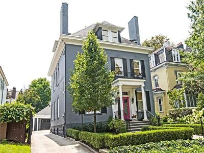 Shadyside Single Family Home For Sale: 5310 Westminster