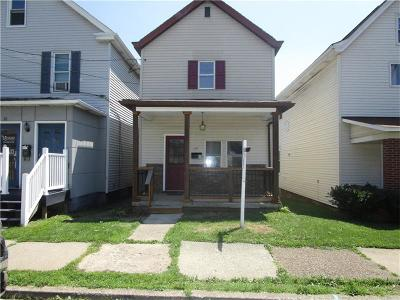 Single Family Home For Sale: 40 S 4th St