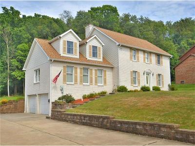 Jeannette Single Family Home For Sale: 608 Pennsylvania Blvd