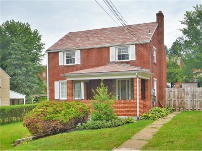 Verona Single Family Home For Sale: 1317 White Oak Dr