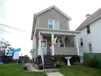 Jeannette Single Family Home For Sale: 714 St. Clair Avenue