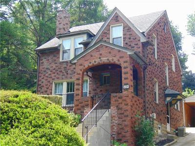 Edgewood Single Family Home Contingent: 228 Oakview Ave