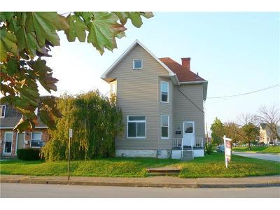 Latrobe Single Family Home For Sale: 428 Lehmer Street