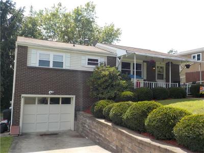 Greensburg, Hempfield Twp - Wml Single Family Home Contingent: 45 E Glennis Drive