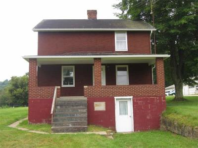 Bell Twp PA Single Family Home For Sale: $49,900