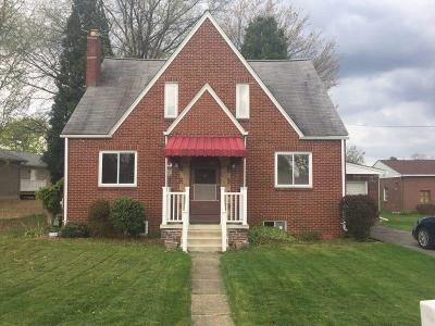 Greensburg, Hempfield Twp - Wml Single Family Home For Sale: 31 Andrews Ave