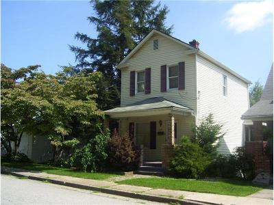 Jeannette Single Family Home For Sale: 610 Sellers Ave