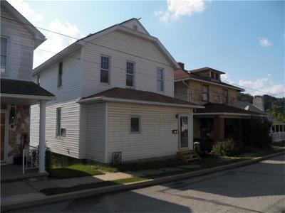 Apollo Boro Single Family Home Contingent: 506 Armstrong Ave