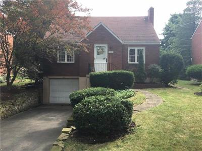 Forest Hills Boro Single Family Home Contingent: 327 Barclay Ave