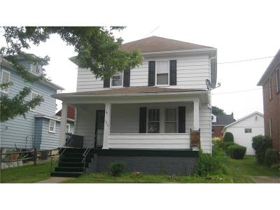 Jeannette Single Family Home For Sale: 608 Michigan Ave