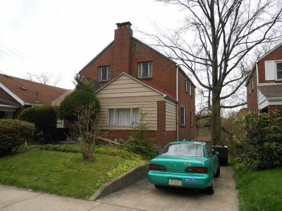 Wilkinsburg Single Family Home For Sale: 1681 Doyle St