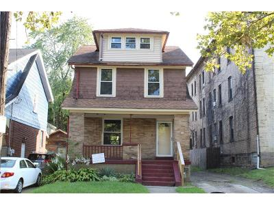 Wilkinsburg Single Family Home For Sale: 326 South Avenue