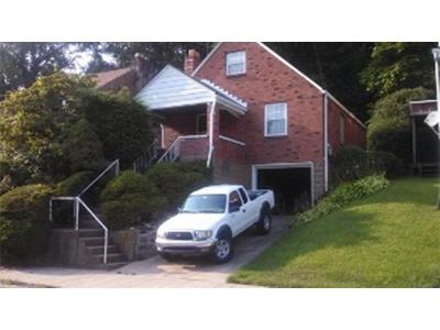 Wilkinsburg Single Family Home For Sale: 1664 Doyle St