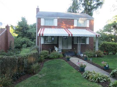 Forest Hills Boro Single Family Home For Sale: 484 Geisler Drive