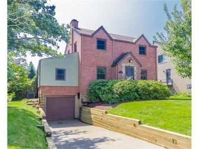 Swissvale Single Family Home Contingent: 7108 McClure Ave