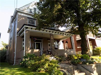 Swissvale Single Family Home Contingent: 7916 Westmoreland Avenue