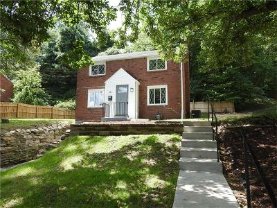 Forest Hills Boro Single Family Home For Sale: 481 Filmore Rd
