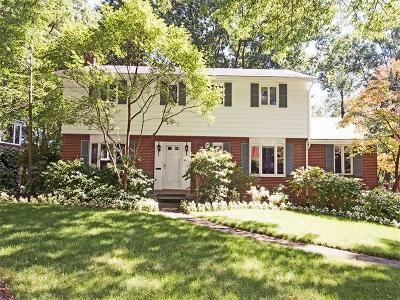 Forest Hills Boro Single Family Home For Sale: 601 Edgewood Road
