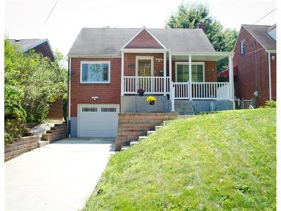 Swissvale Single Family Home Contingent: 7118 Church St