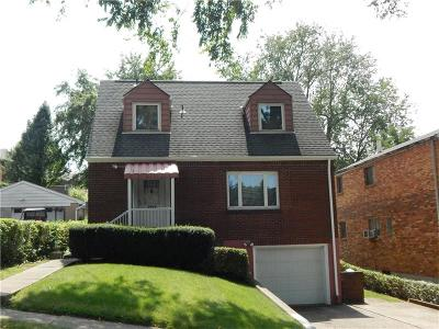 Forest Hills Boro Single Family Home For Sale: 702 Lenox Ave
