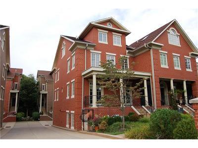 Squirrel Hill Condo For Sale: 1404 Beechwood Blvd