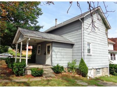Delmont Single Family Home For Sale: 26 W Pittsburgh Street