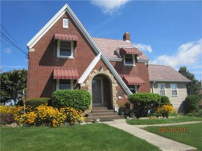 Somerset Boro Single Family Home For Sale: 344 High St.