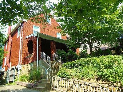 Edgewood Single Family Home For Sale: 133 Pennwood Avenue