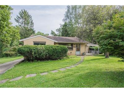 Wilkins Twp Single Family Home For Sale: 3728 Old Wm Penn Hwy (McCrady)