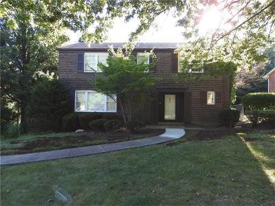 Churchill Boro Single Family Home For Sale: 3714 Henley Dr