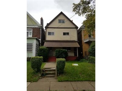 Swissvale Single Family Home For Sale: 7346 Denniston Ave