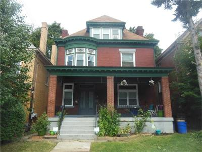 Regent Square Single Family Home For Sale: 415 Whitney Ave