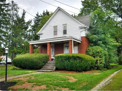 Murrysville Single Family Home For Sale: 3107 McCloy