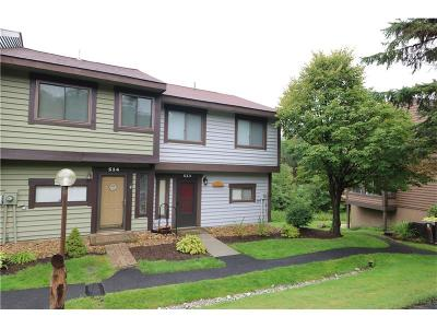 Hidden Valley Townhouse For Sale: 513 Kooser Circle