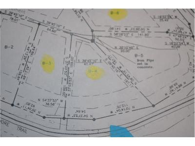 Somerset/Cambria County Residential Lots & Land For Sale: B-4 Cheyenne Develop
