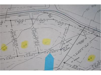 Somerset/Cambria County Residential Lots & Land For Sale: C-1 Cheyenne Develop