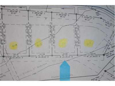 Somerset/Cambria County Residential Lots & Land For Sale: C-2 Cheyenne Develop
