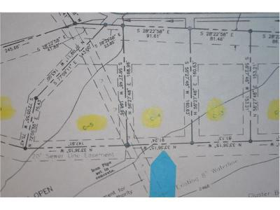 Somerset/Cambria County Residential Lots & Land For Sale: C-4 Cheyenne Develop