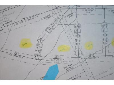 Somerset/Cambria County Residential Lots & Land For Sale: C-5 Cheyenne Develop