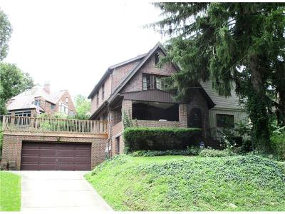 Forest Hills Boro Single Family Home For Sale: 402 Cascade Road