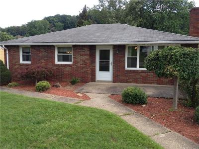 North Huntingdon Single Family Home Contingent: 12740 Lincoln Way