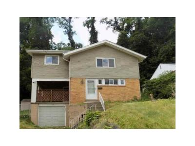 East Allegheny County Single Family Home For Sale: 103 Queenston Dr