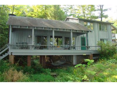 Indian Lake Boro Single Family Home For Sale: 931 Peninsula Drive
