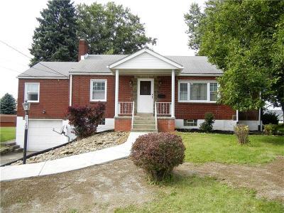North Huntingdon Single Family Home For Sale: 330 Robbins Station